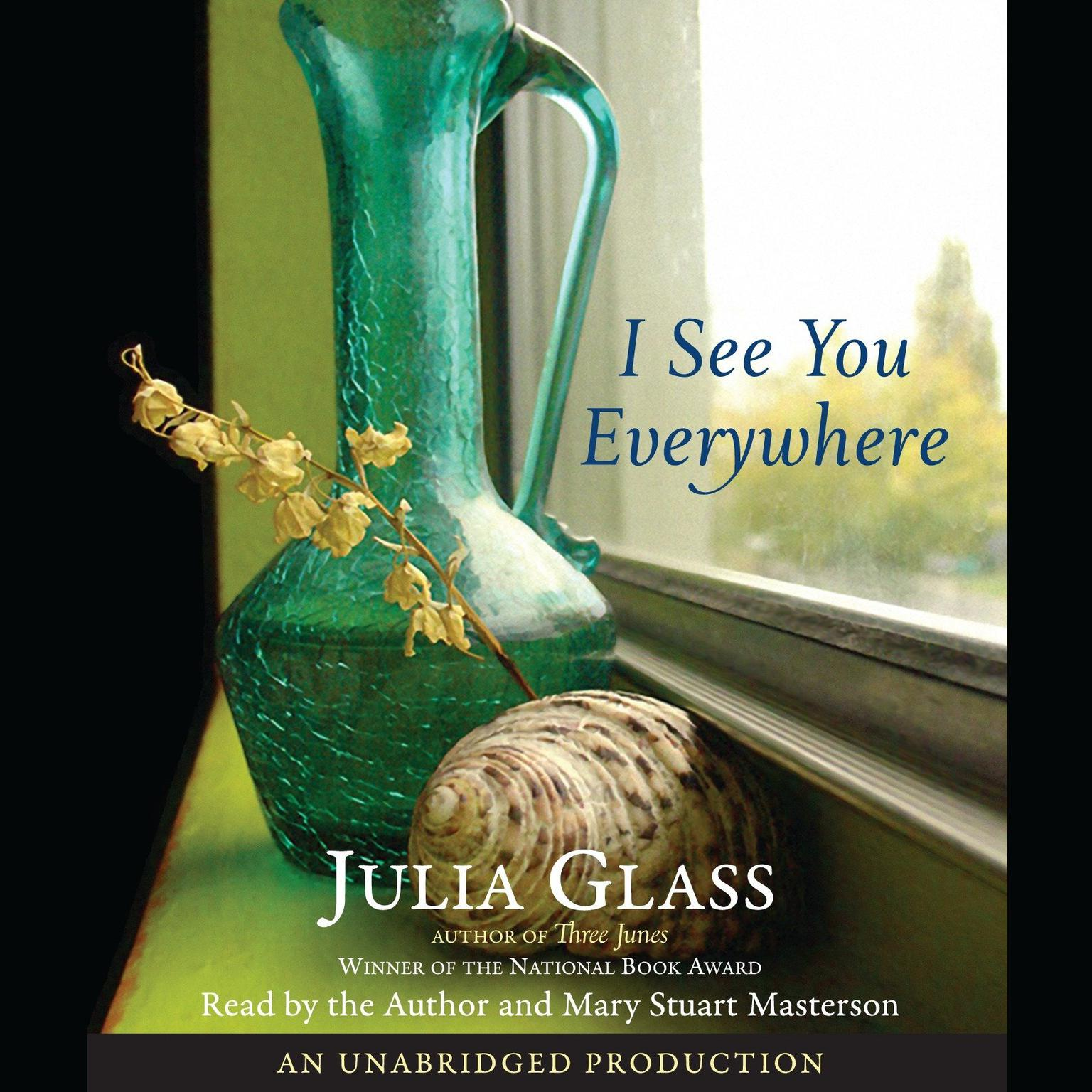 Printable I See You Everywhere Audiobook Cover Art