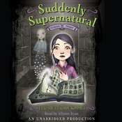 Suddenly Supernatural Book 1: School Spirit, by Elizabeth Cody Kimmel