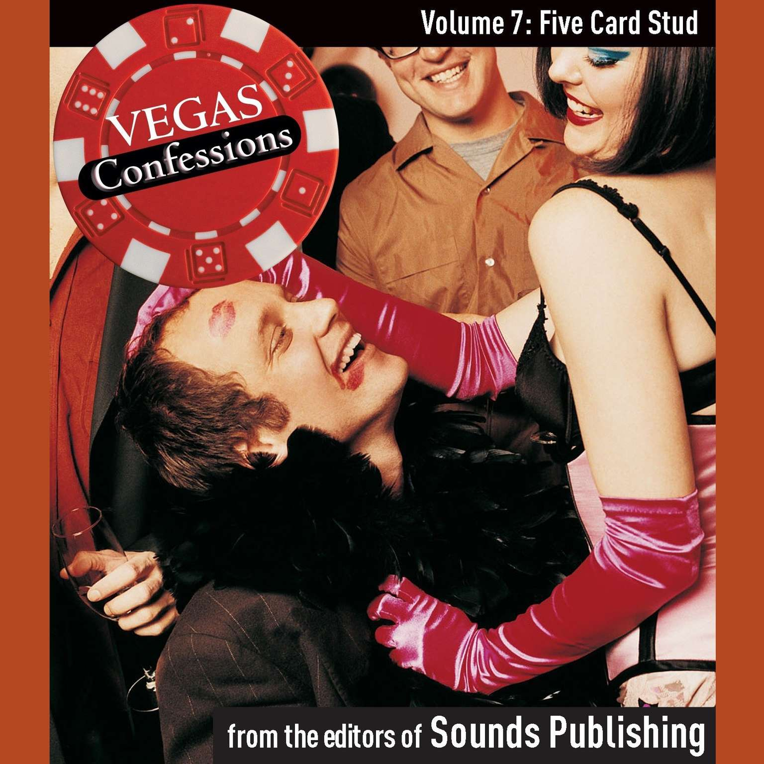 Printable Vegas Confessions 7: Five Card Stud Audiobook Cover Art