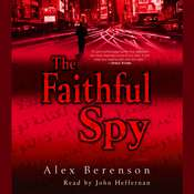 The Faithful Spy: A Novel Audiobook, by Alex Berenson