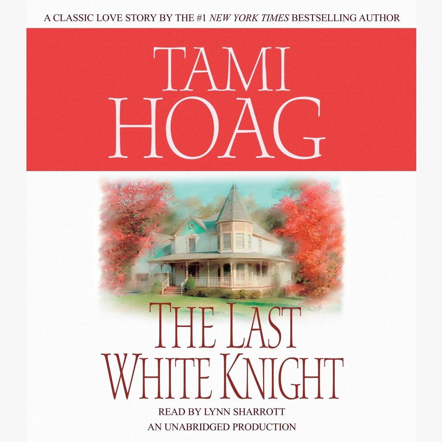Printable The Last White Knight Audiobook Cover Art