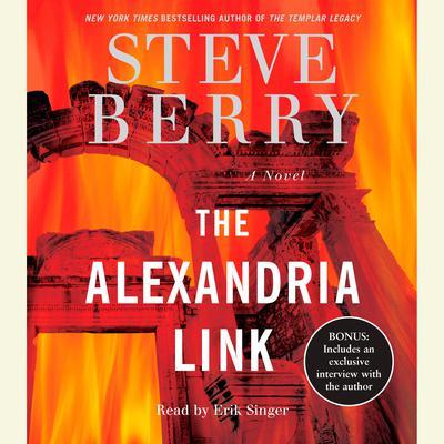 The Alexandria Link: A Novel Audiobook, by