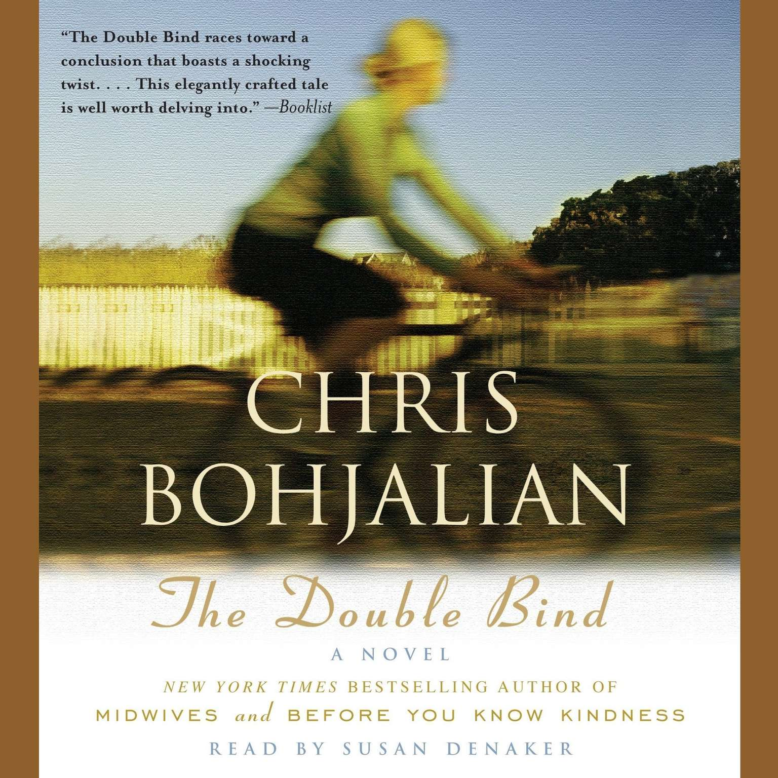 Printable The Double Bind: A Novel Audiobook Cover Art