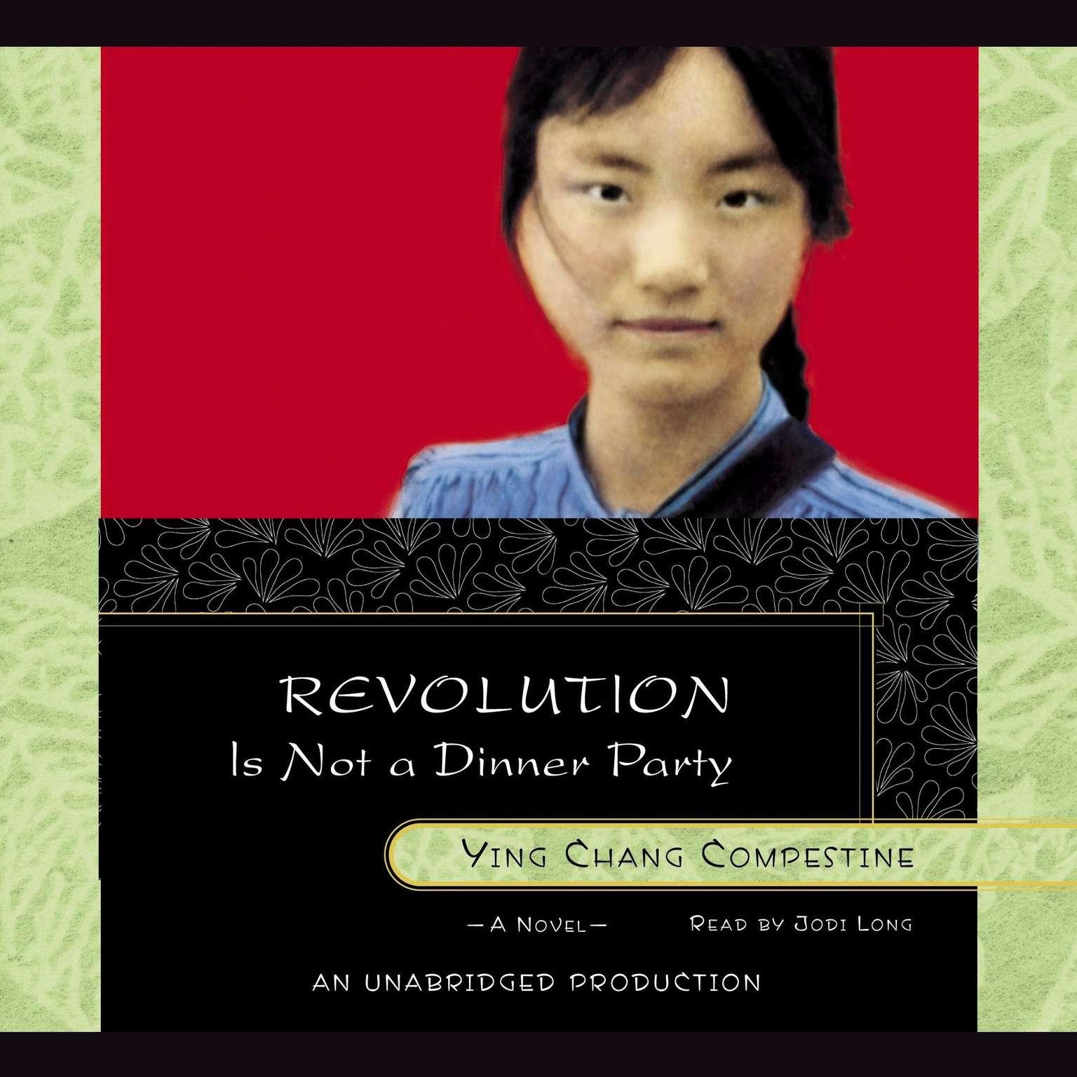 Printable Revolution Is Not a Dinner Party Audiobook Cover Art