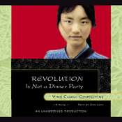 Revolution Is Not a Dinner Party Audiobook, by Ying Chang Compestine