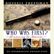 Who Was First?: Discovering the Americas Audiobook, by Russell Freedman