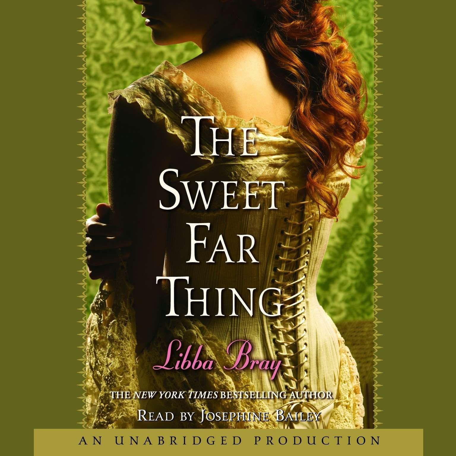 Printable The Sweet Far Thing Audiobook Cover Art