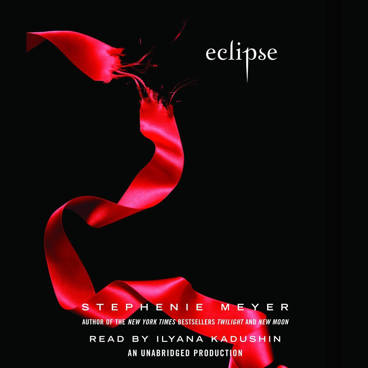 Printable Eclipse Audiobook Cover Art