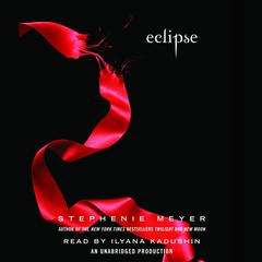 Eclipse Audiobook, by Stephenie Meyer