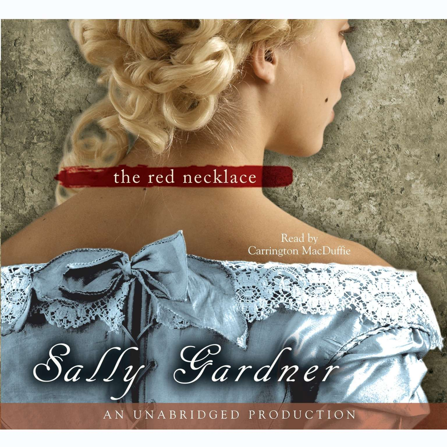 Printable The Red Necklace: A Novel of the French Revolution Audiobook Cover Art