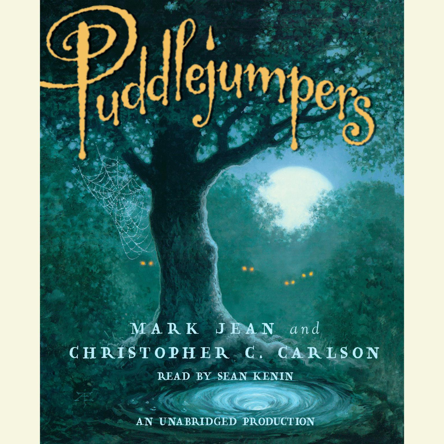 Printable Puddlejumpers Audiobook Cover Art