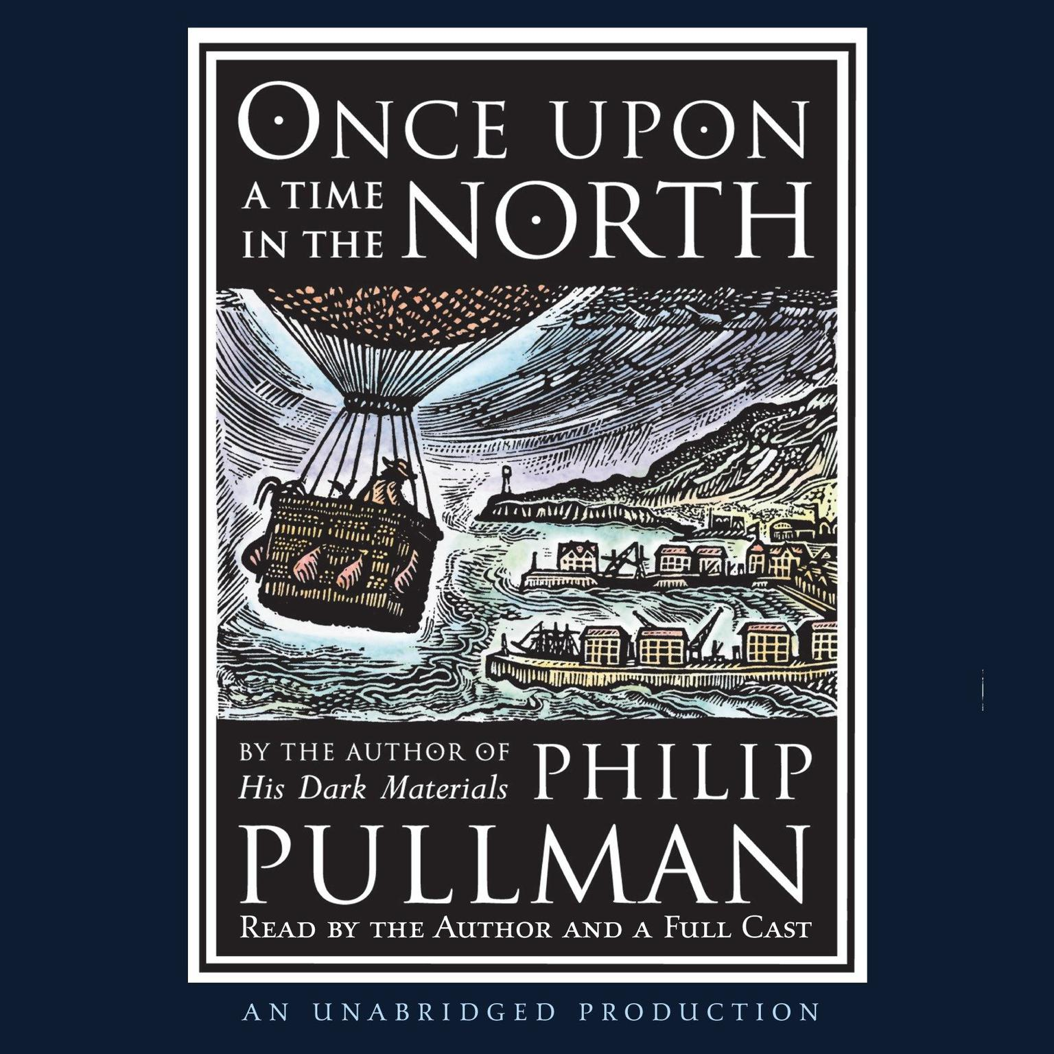 Printable Once Upon a Time in the North: His Dark Materials Audiobook Cover Art
