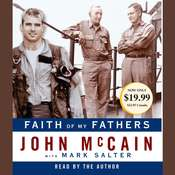 Faith of My Fathers Audiobook, by John McCain