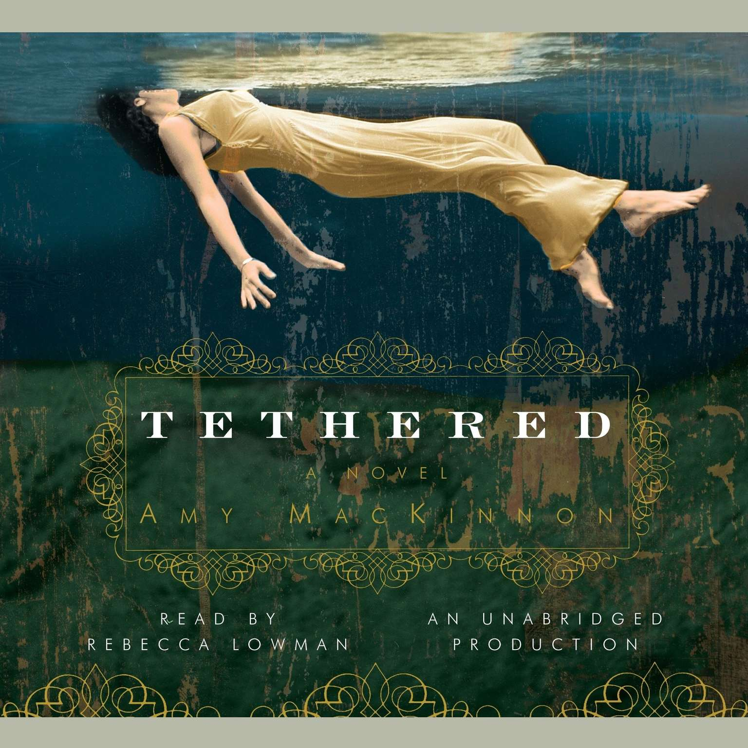 Printable Tethered Audiobook Cover Art