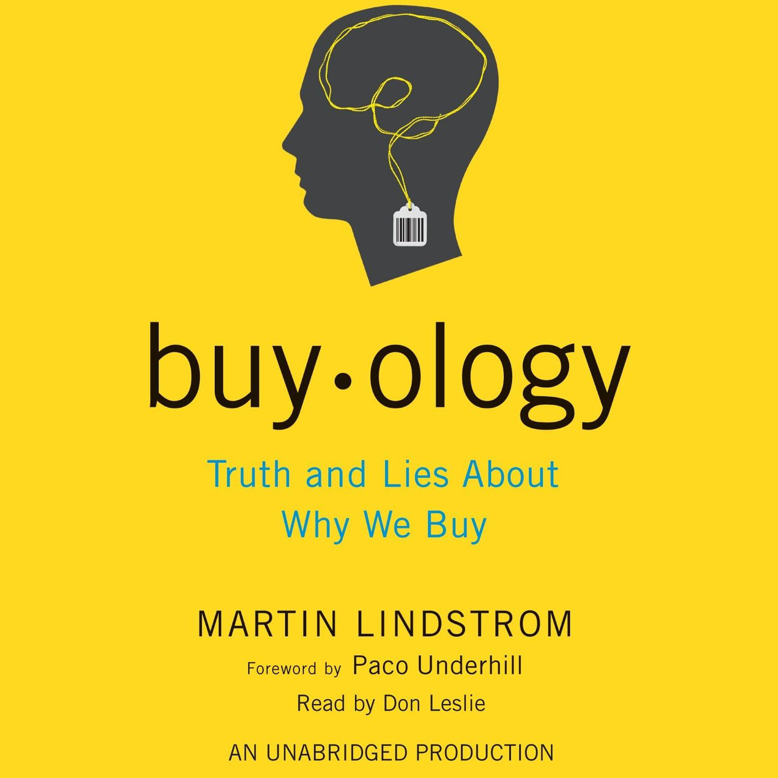 Printable Buyology: Truth and Lies About Why We Buy Audiobook Cover Art