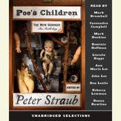 Poe's Children: The New Horror: An Anthology Audiobook, by Peter Straub