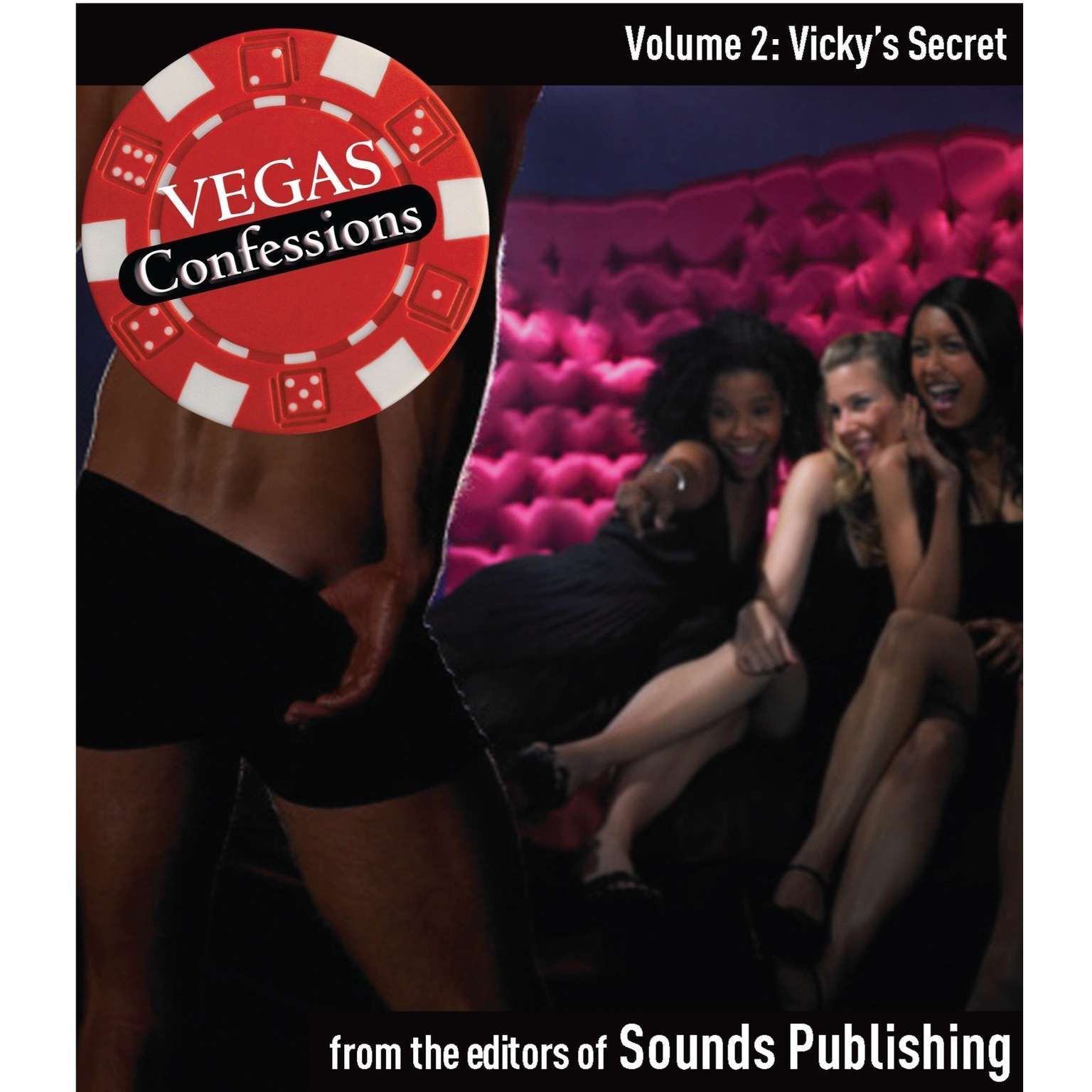 Printable Vegas Confessions 2: Vicky's Secret Audiobook Cover Art