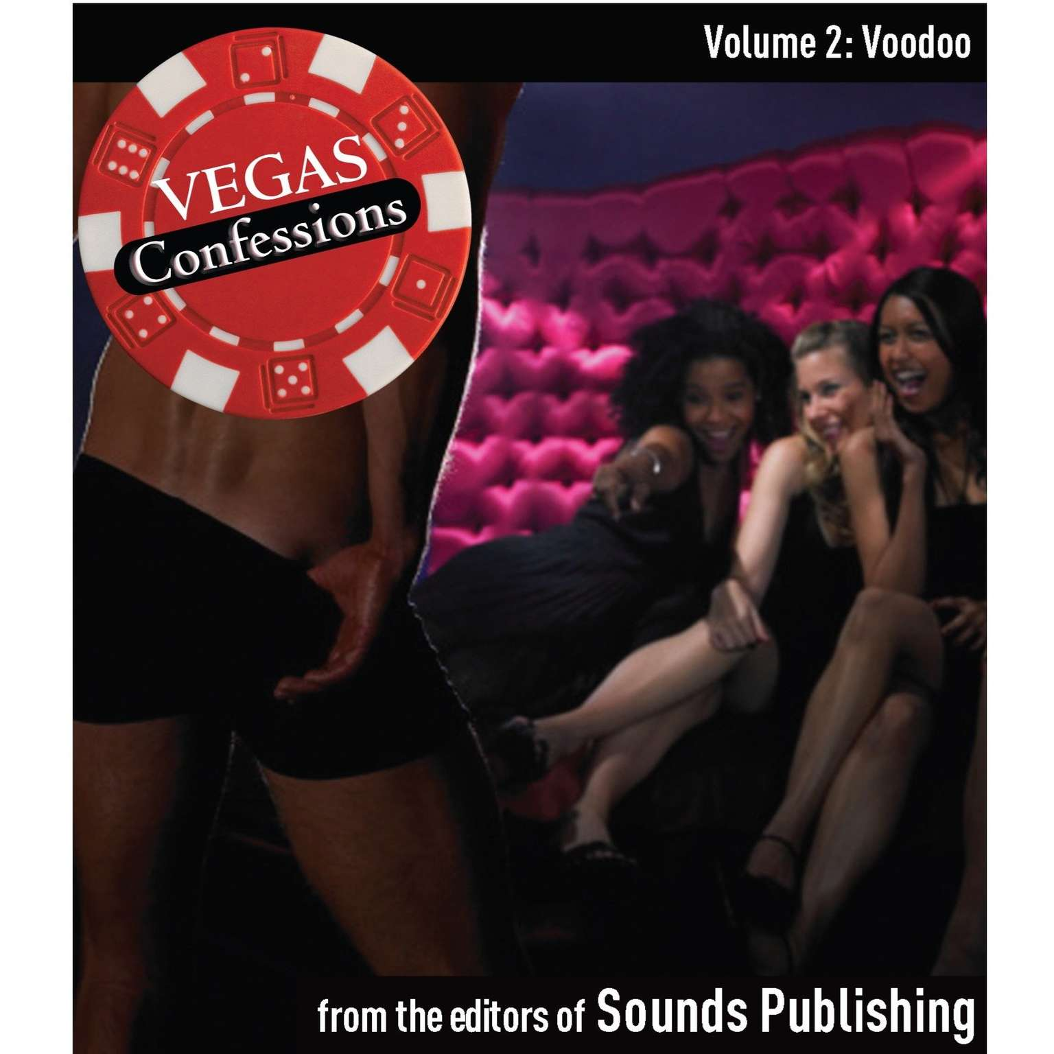 Printable Vegas Confessions 2: Voodoo Audiobook Cover Art