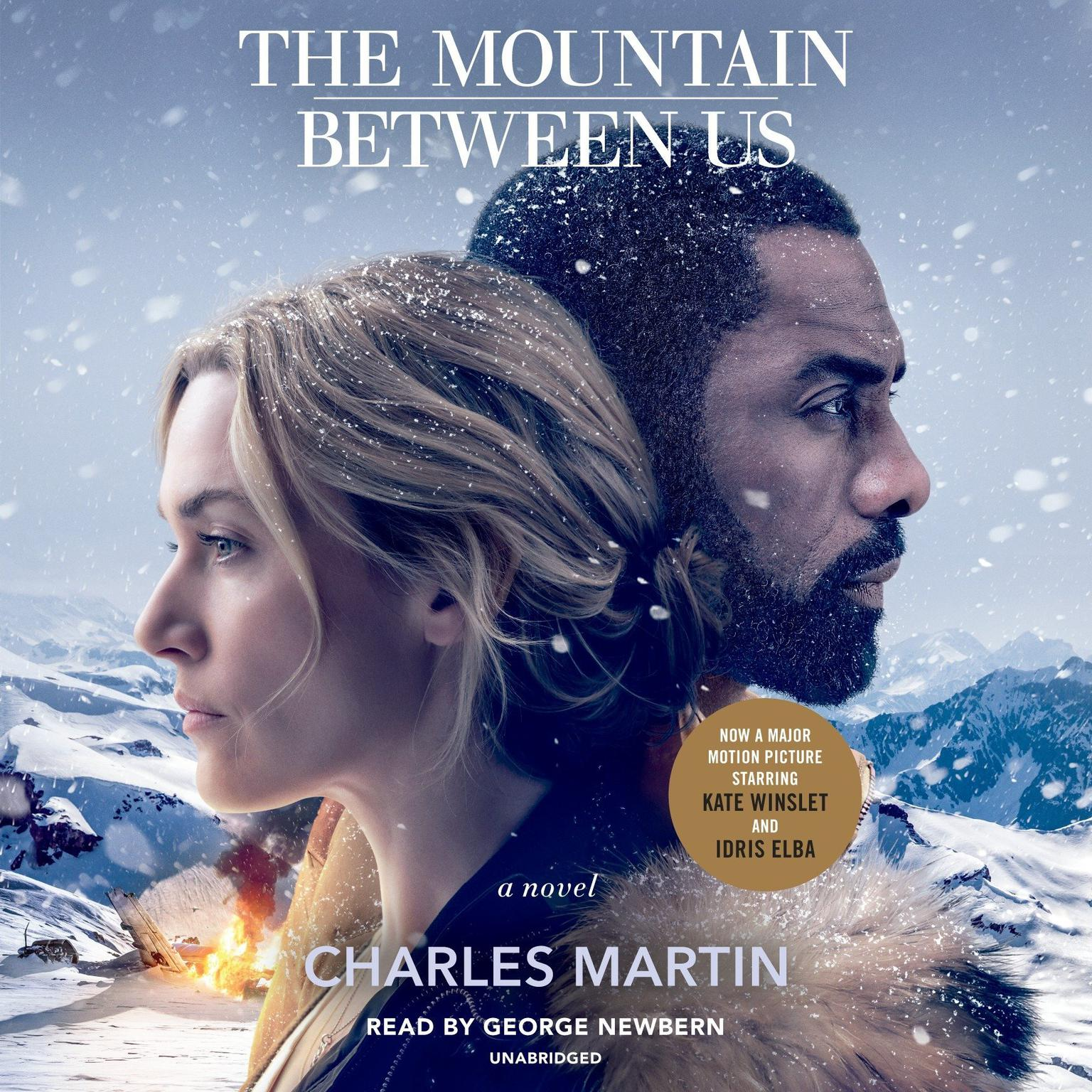 Printable The Mountain between Us: A Novel Audiobook Cover Art