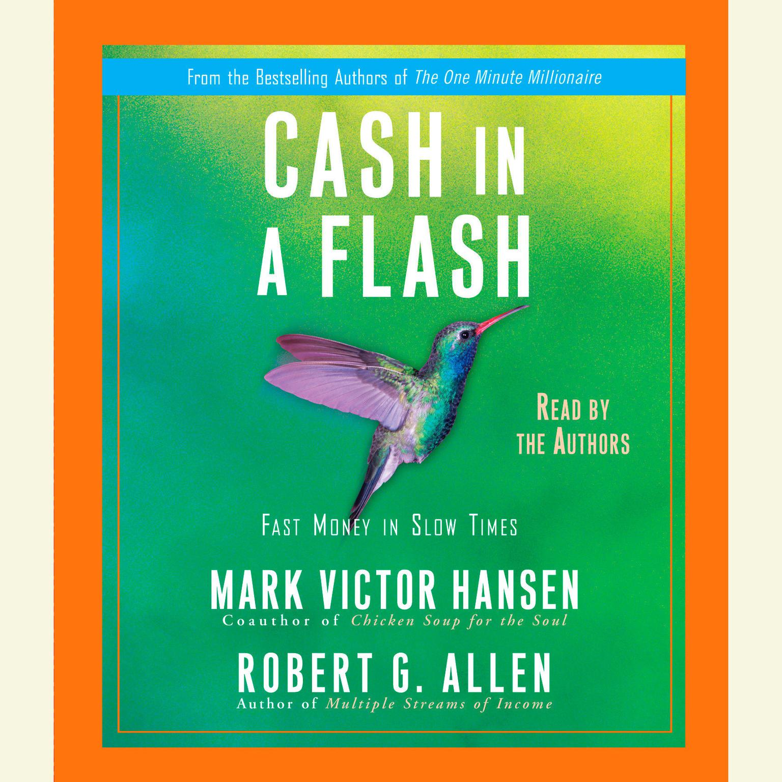 Printable Cash in a Flash: Real Money in No Time Audiobook Cover Art