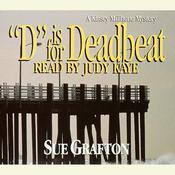 D Is for Deadbeat, by Sue Grafton