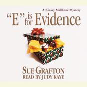 E Is for Evidence Audiobook, by Sue Grafton