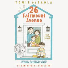 26 Fairmount Avenue #1: 26 Fairmount Avenue Audiobook, by Tomie dePaola
