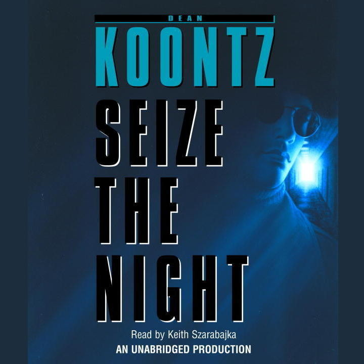 Printable Seize the Night: A Novel Audiobook Cover Art