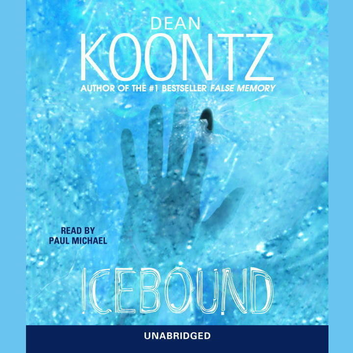 Printable Icebound: A Novel Audiobook Cover Art