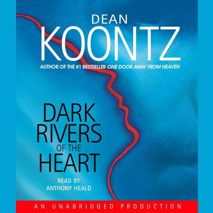 Printable Dark Rivers of the Heart Audiobook Cover Art