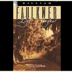 Light in August Audiobook, by William Faulkner
