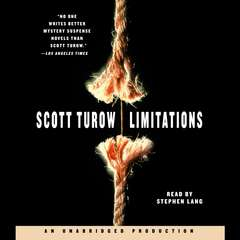 Limitations Audiobook, by Scott Turow
