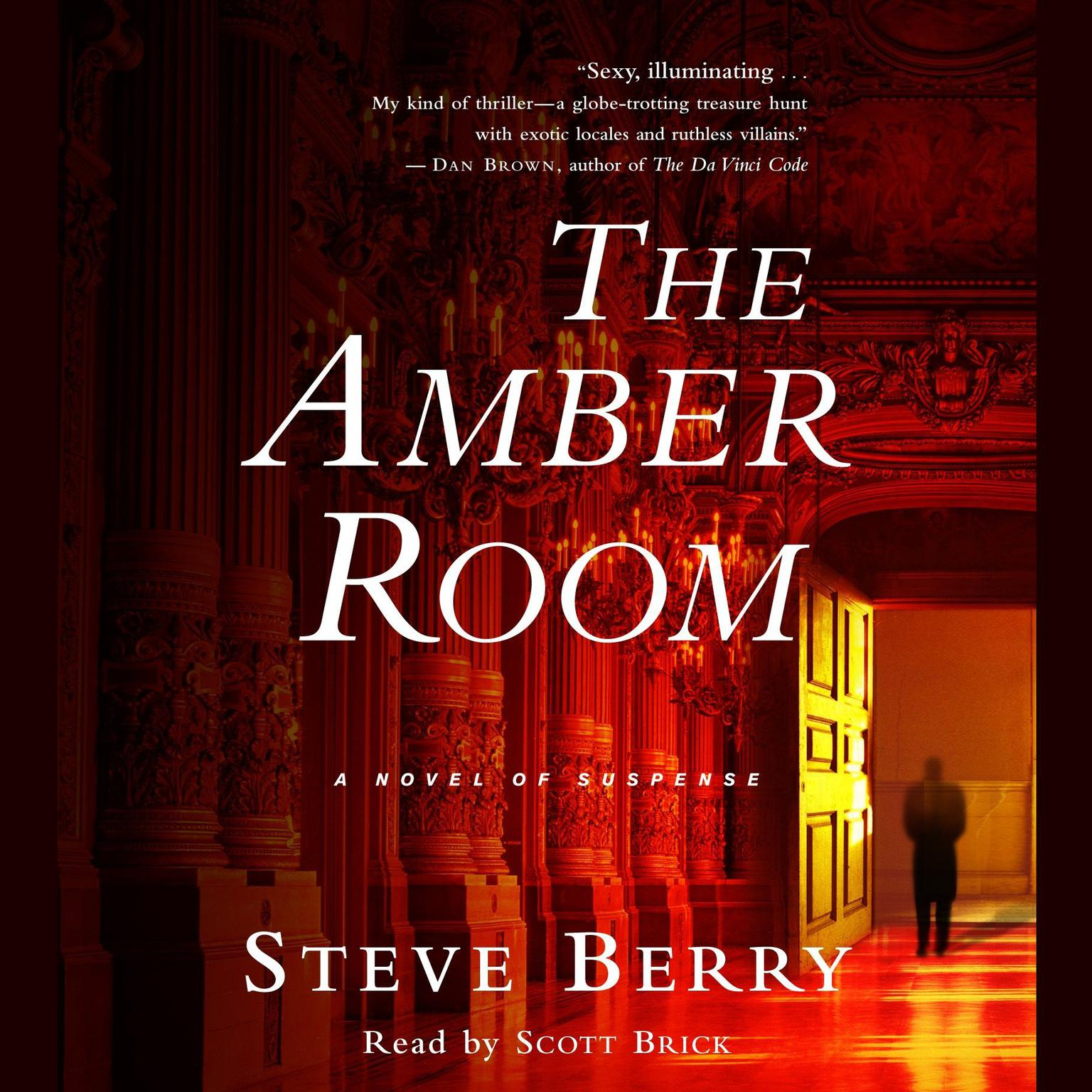 Printable The Amber Room Audiobook Cover Art