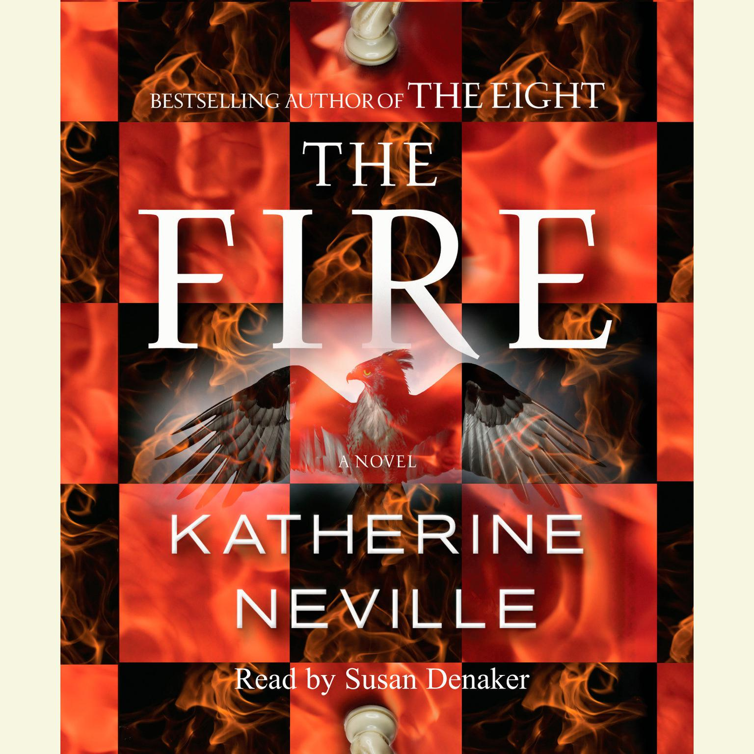 Printable The Fire: A Novel Audiobook Cover Art