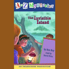 A to Z Mysteries: The Invisible Island Audiobook, by Ron Roy