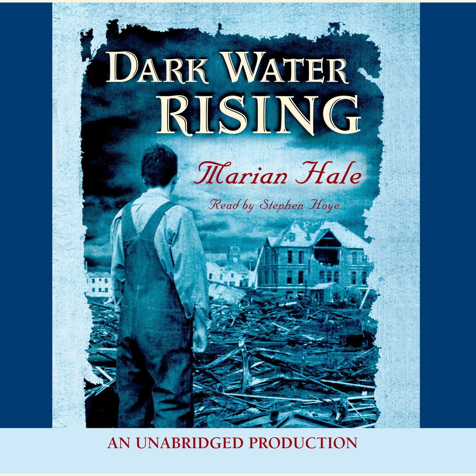 Printable Dark Water Rising Audiobook Cover Art