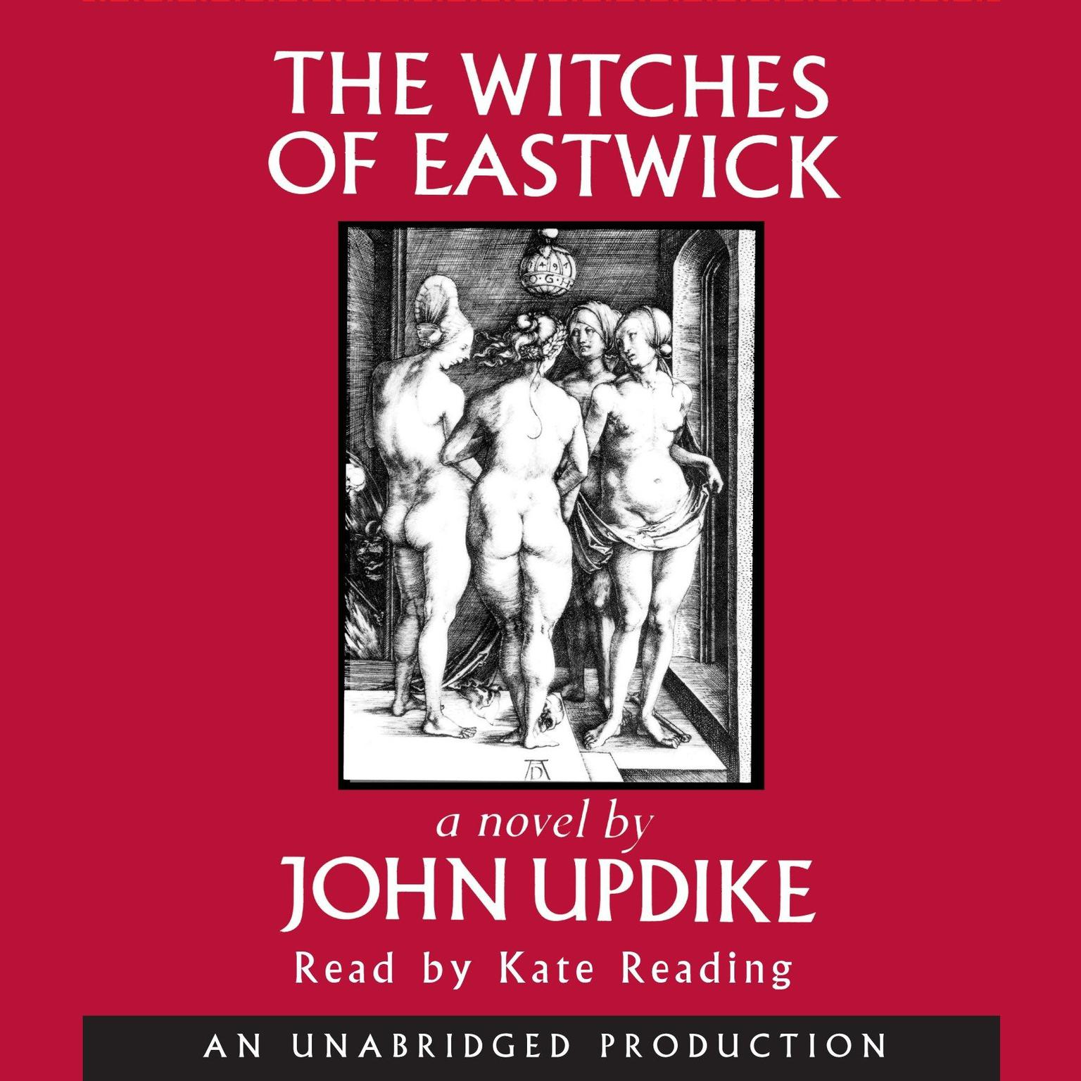Printable The Witches of Eastwick Audiobook Cover Art