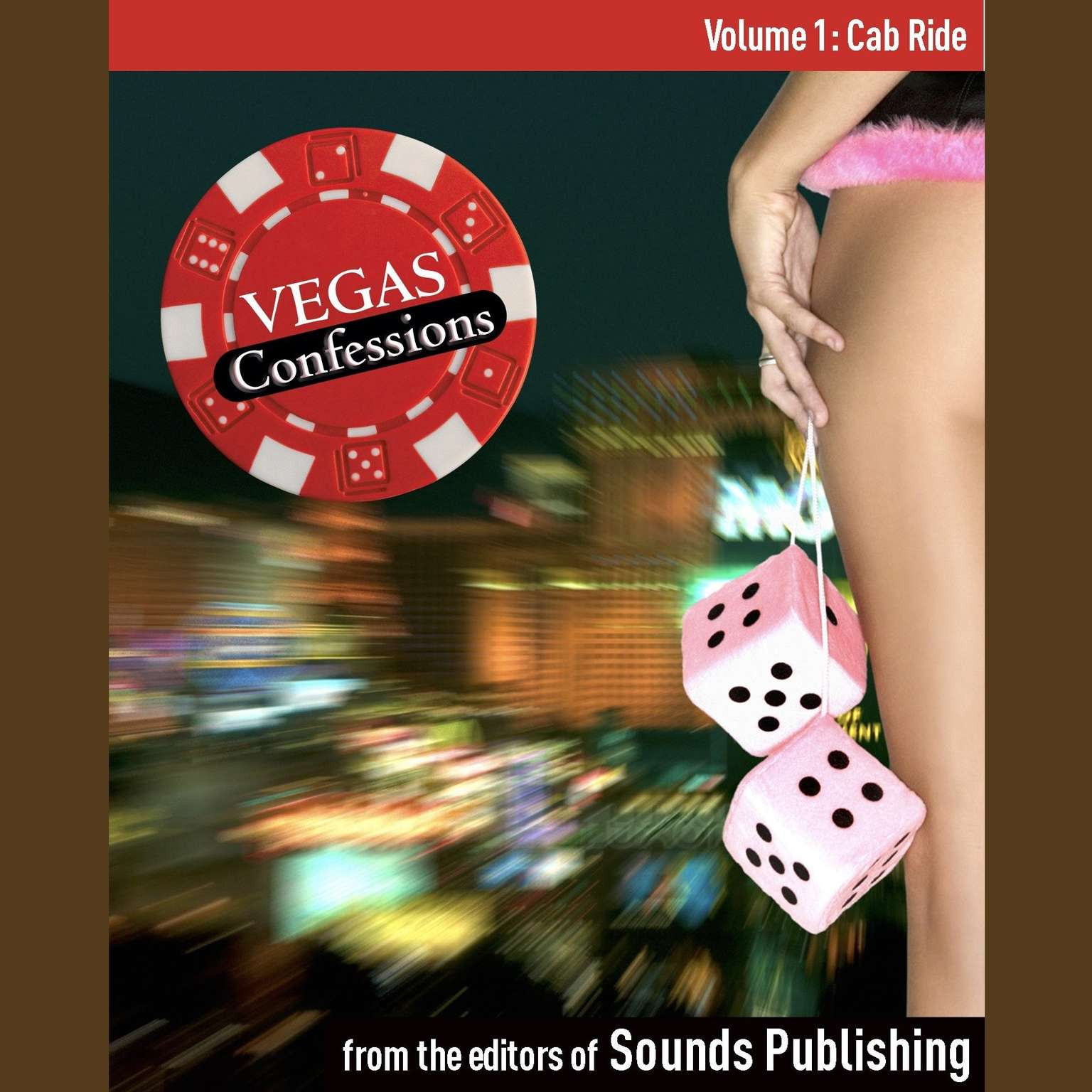 Printable Vegas Confessions 1: Cab Ride Audiobook Cover Art