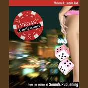 Vegas Confessions 1: Lady in Red Audiobook, by the Editors of Sounds Publishing