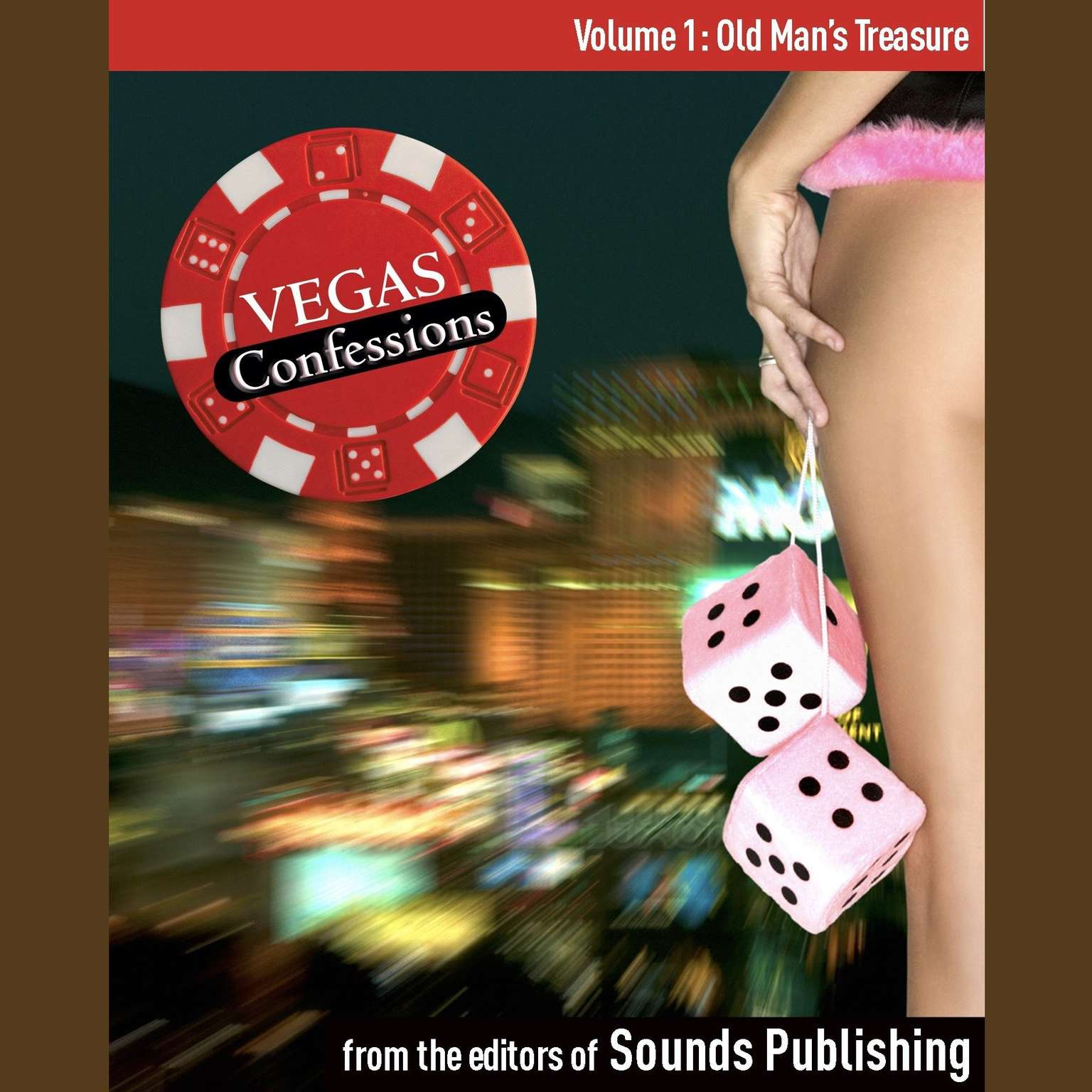 Printable Vegas Confessions 1: Old Man's Treasure Audiobook Cover Art