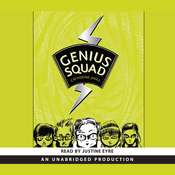 Genius Squad, by Catherine Jinks