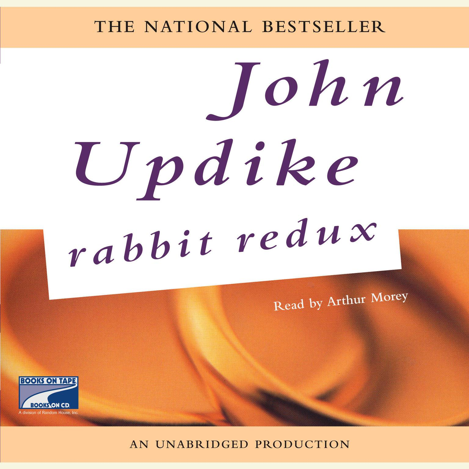 Printable Rabbit Redux Audiobook Cover Art