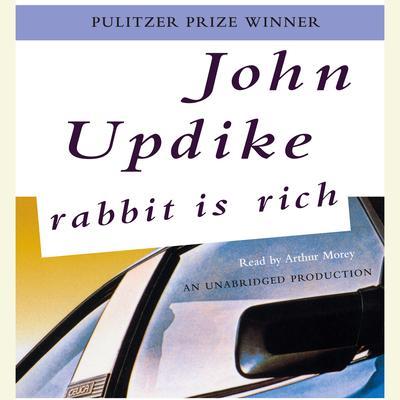 Rabbit Is Rich Audiobook, by John Updike