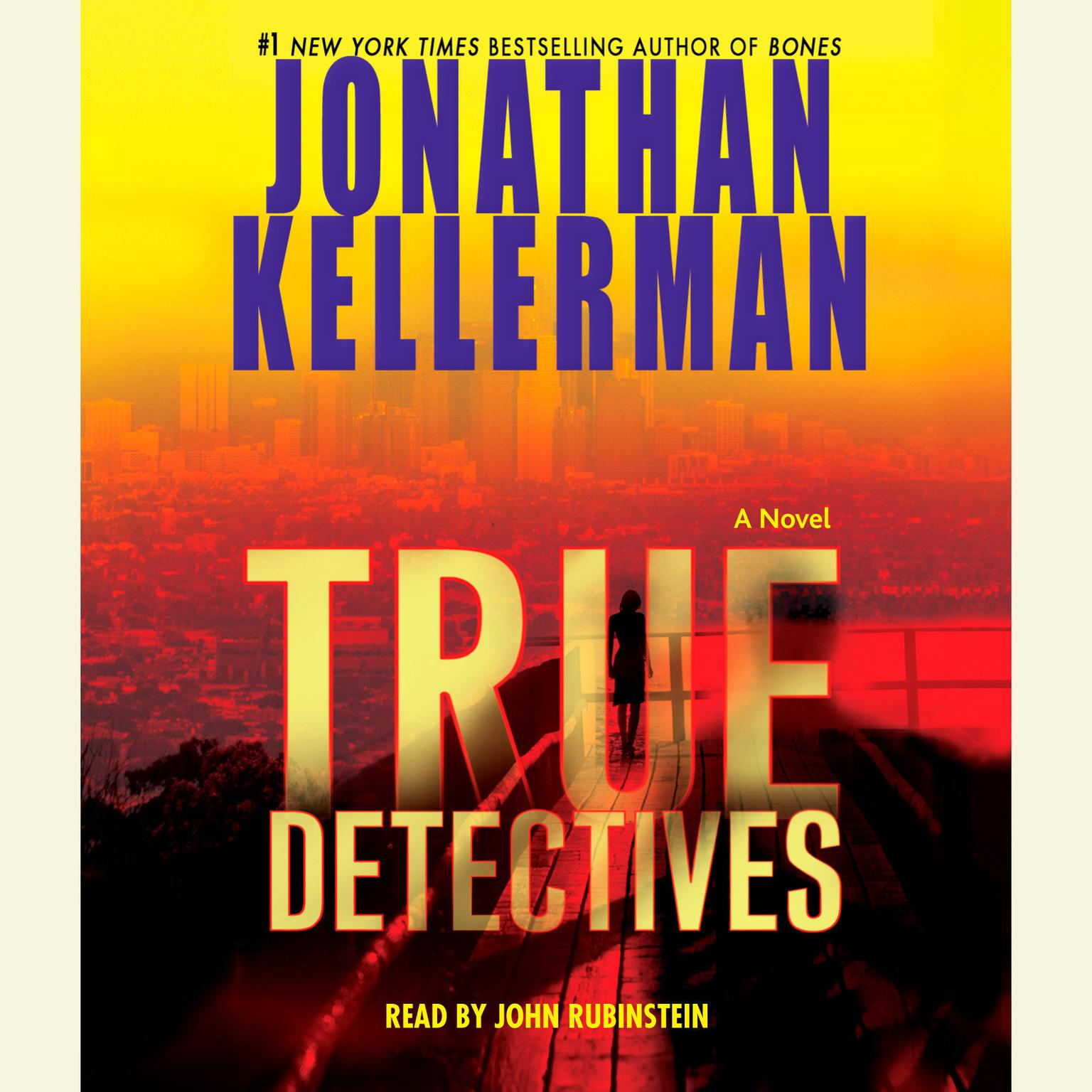 Printable True Detectives: A Novel Audiobook Cover Art