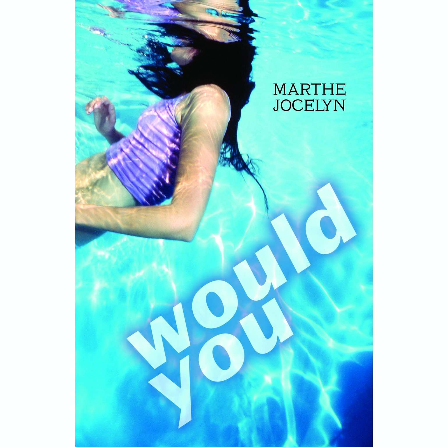 Printable Would You Audiobook Cover Art