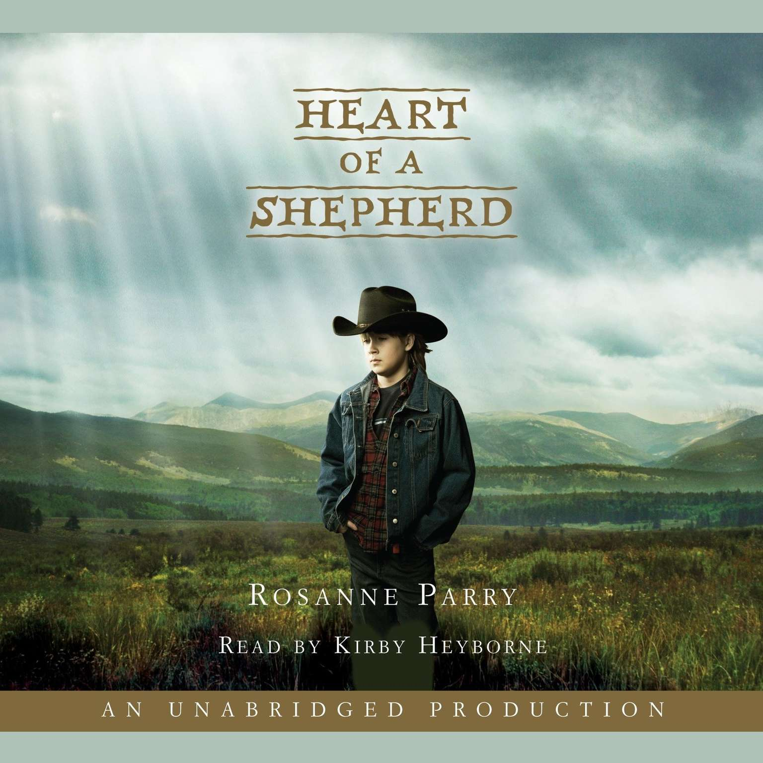 Printable Heart of a Shepherd Audiobook Cover Art