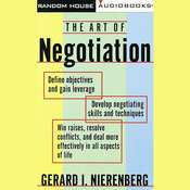 The Art of Negotiation, by Gerard I. Nierenberg