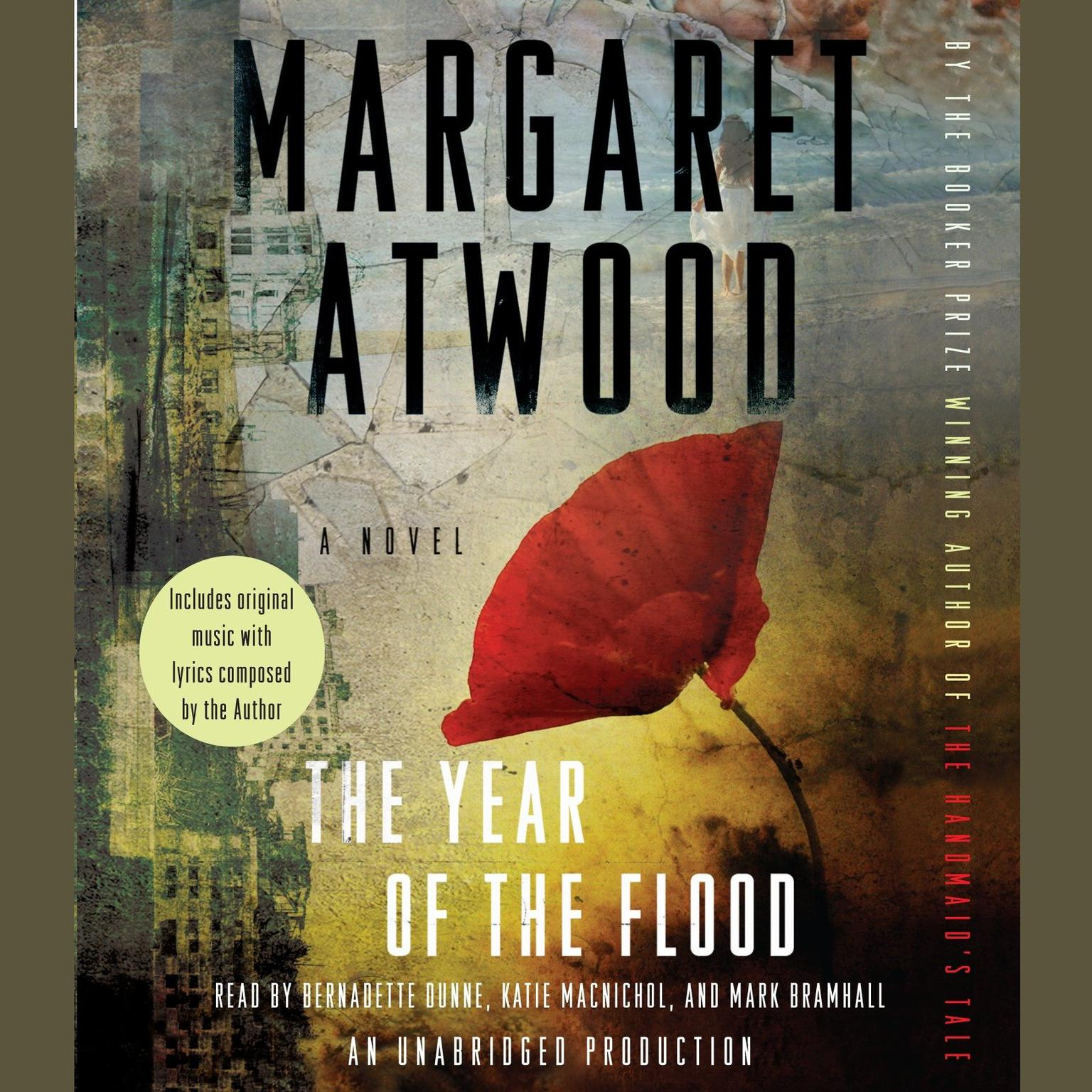 Printable The Year of the Flood Audiobook Cover Art