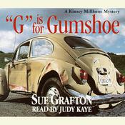 G Is for Gumshoe, by Sue Grafton