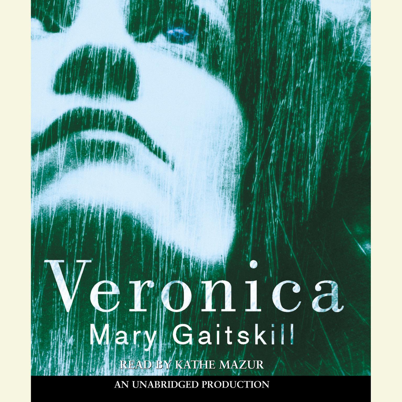 Printable Veronica Audiobook Cover Art